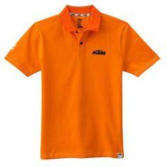 KTM Racing Polo Orange