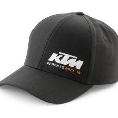 KTM Racing Cap Black