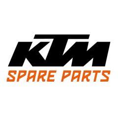 KTM Air Box Cover Orange Right SX 11