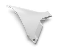 KTM Air Box Cover White Right