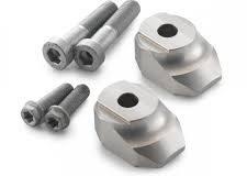 KTM CNC Handlebar Riser 10mm