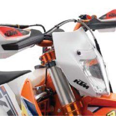 KTM Handguard Sticker Set