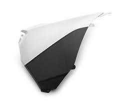 KTM Airbox Cover White/Black