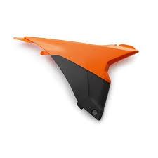 KTM Air Box Part Right Orange/Black