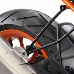 KTM Bracket For Akrapovic Slip-On Silencer