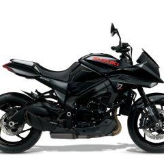 Glass Sparkle Black Suzuki Katana 2020