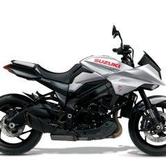 Mystic Silver Suzuki Katana 2020