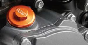 KTM Factory Oil Plug
