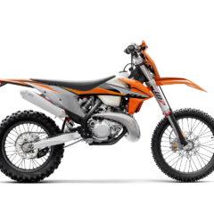 KTM 250 EXC TPI 2021 side