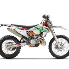 KTM 250 EXC TPI SIX DAYS 2021 side