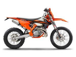 Orange KTM 300 EXC TPI 2019