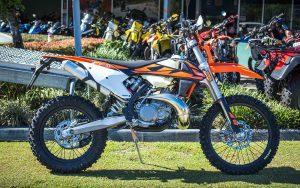 KTM 300 EXC 18