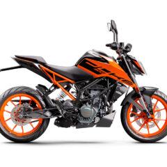 KTM 200 Duke ABS 2020