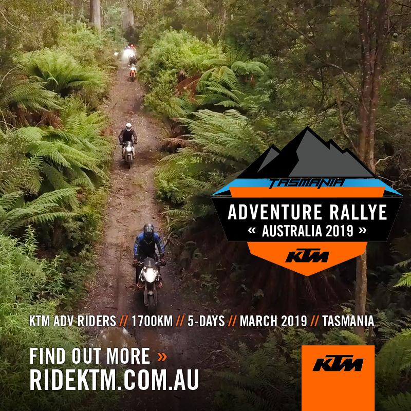 KTM Adventure Rallye 2019 | Tasmania