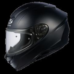 LB Matt Black Kabuto Aeroblade 5 Helmet