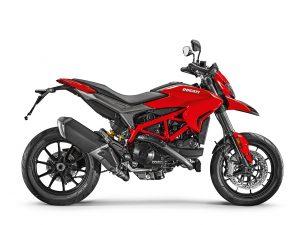Ducati Red Ducati Hypermotard 939 2017