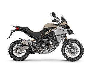 Ducati Multistrada 1200 Enduro Pro 2018 - Sand