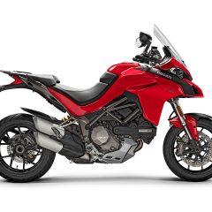 Ducati Multistrada 1260 2018 - Ducati Red