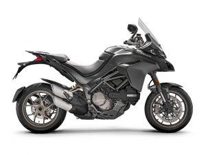 Ducati Multistrada 1260 S T-Pack 2018 - Volcano Grey