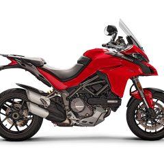 Ducati Multistrada 1260 S 2018 - Ducati Red