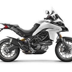 Ducati Multistrada 950 2018 - Star White Silk