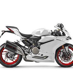 Ducati Panigale 959 2018 - Artic White Silk