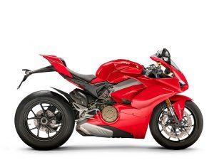 Ducati Panigale V4 2018 - Ducati Red