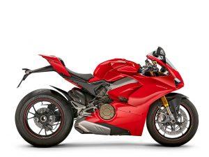 Ducati Panigale V4 S 2018 - Ducati Red