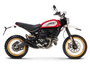 Ducati Scrambler Desert Sled 2018