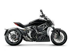 Ducati XDiavel S 2018 - Thrilling Black