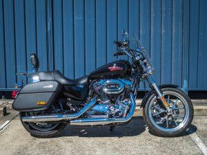 Harley-Davidson XL1200T SuperLow 2014