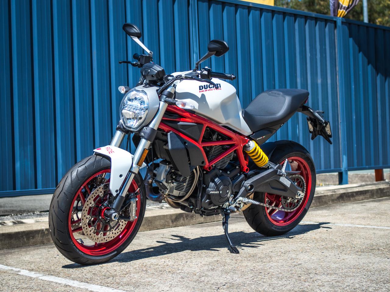 Ducati Monster 659 2018 ⋆ Motorcycles R Us