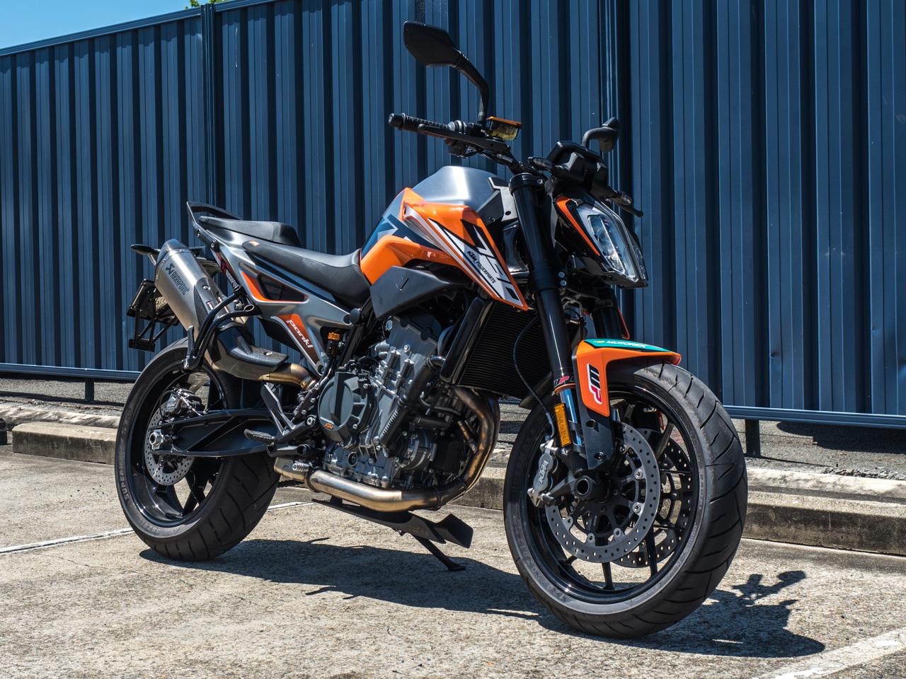used ktm 790 duke 2018 for sale motorcycles r us. Black Bedroom Furniture Sets. Home Design Ideas