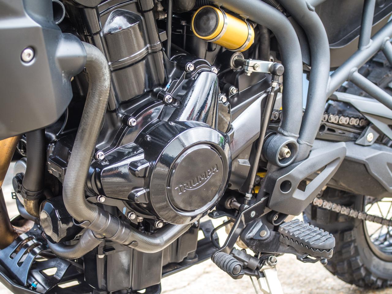 2012 Triumph Tiger 800 Xc For Sale