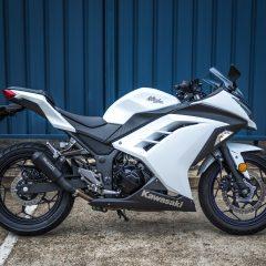 Kawasaki Ninja 300 ABS 2017 Right Side