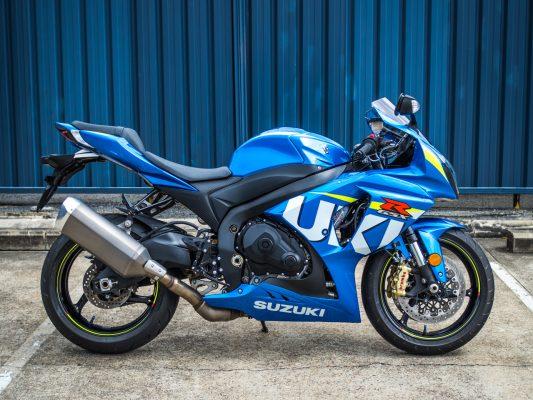 Suzuki GSX-R1000 2015 Right Side