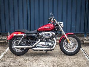 Harley-Davidson 1200 Custom 2013