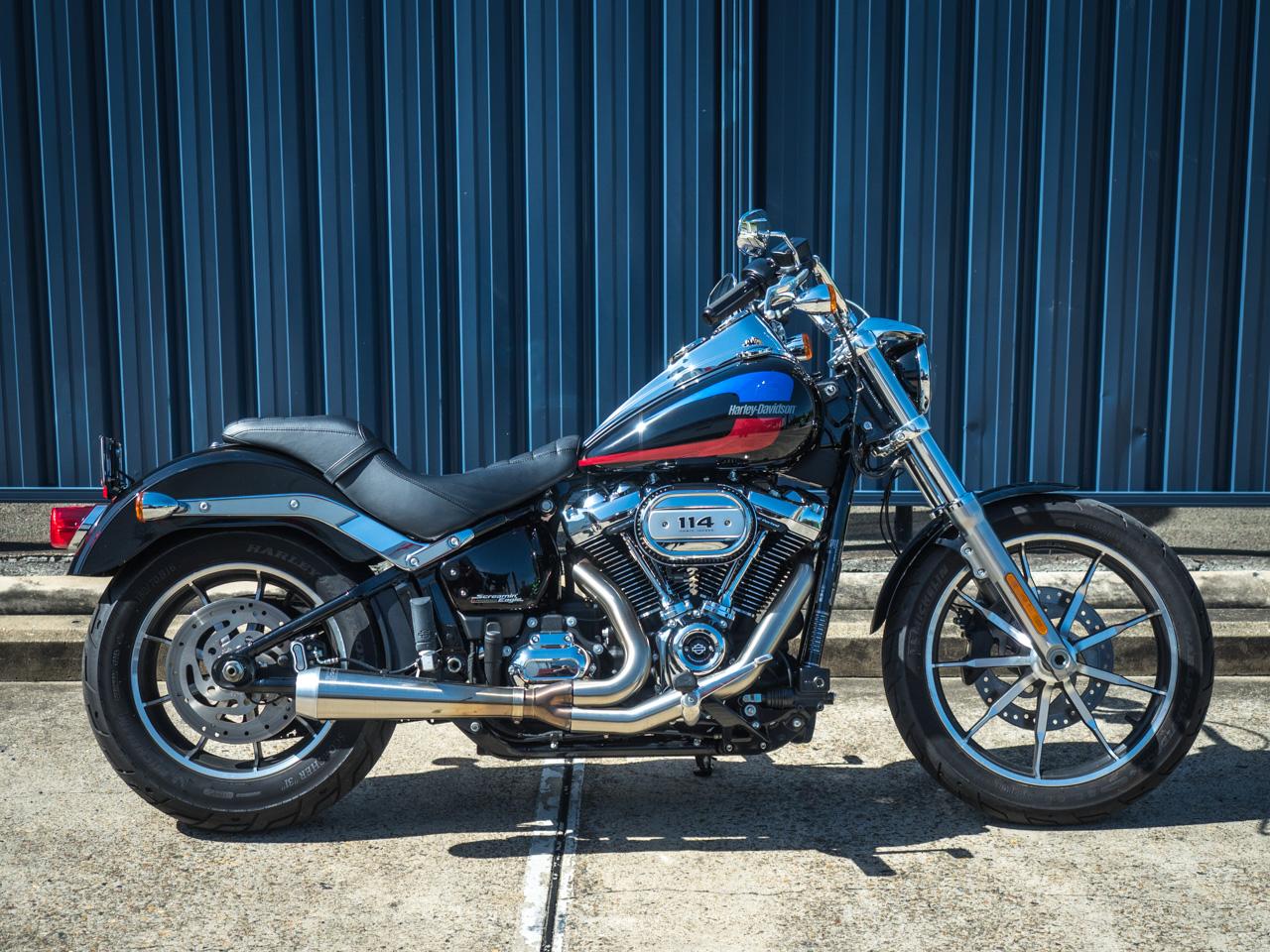 Harley Davidson: Harley-Davidson FXLR Low Rider 114 2018 ⋆ Motorcycles R Us