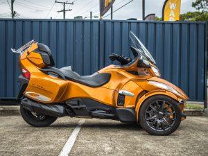Can-Am Spyder RT S 2014