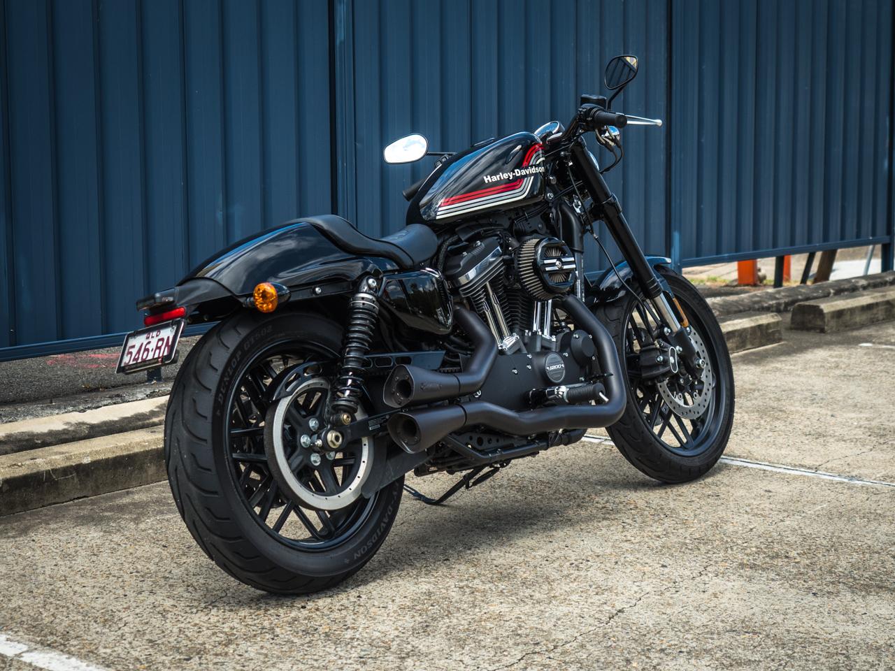 Harley Davidson Bike Covers >> Harley-Davidson XL1200CX Roadster 2016 - Black ...