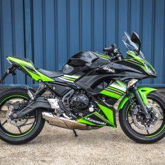 Kawasaki Ninja 650L 2017