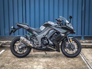 Kawasaki Ninja 1000 ABS 2016