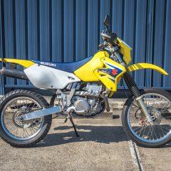 Suzuki DR-Z400E 2007