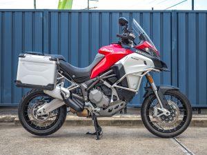 Ducati Multistrada 1200 Enduro T-Pack 2017