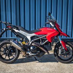 Ducati Hyperstrada 821 2013