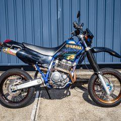Yamaha TT-R250 2007