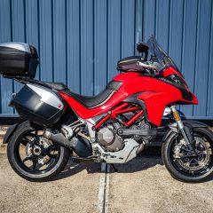 Ducati Multistrada 1200 S T-Pack 2015