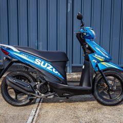 Suzuki Address 110 2016