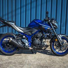 Yamaha MT-03 ABS 2017