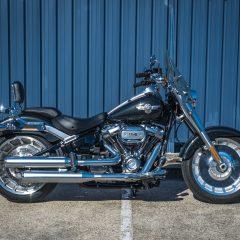 Harley-Davidson Fatboy 2018 Black